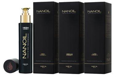 Nanoil - najlepszy olejek do włosów